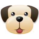 Dog Face Emoji on LG Phones