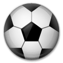 Soccer Ball Emoji on LG Phones