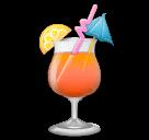Bevanda tropicale Emoji LG