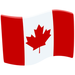 Flag: Canada Emoji in Messenger