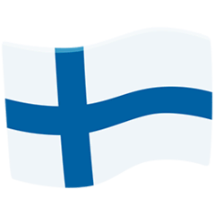 Flag: Finland Emoji in Messenger