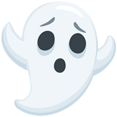 Ghost Emoji in Messenger