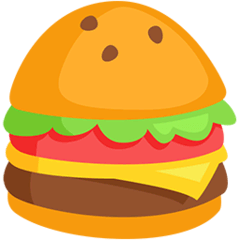 Hamburger Emoji Messenger