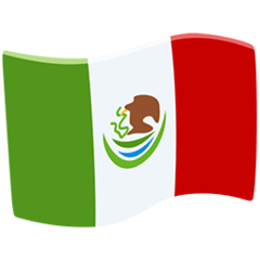 Flag: Mexico Emoji in Messenger
