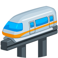 Monorail Émoji Messenger