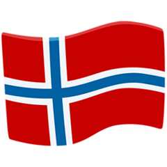 Flag: Norway Emoji in Messenger