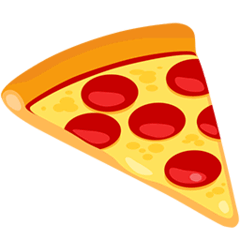 Pizza Emoji Messenger