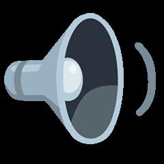 Altifalante com som médio Emoji Messenger