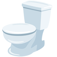 Toilet Emoji in Messenger