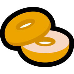 Bagel Emoji Windows