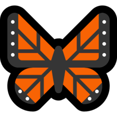 Mariposa Emoji Windows