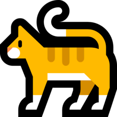 Cat Emoji on Windows