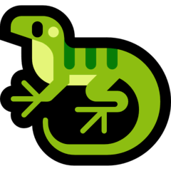 Lagarto Emoji Windows