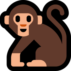 Macaco Emoji Windows