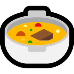 Panela de comida Emoji Windows