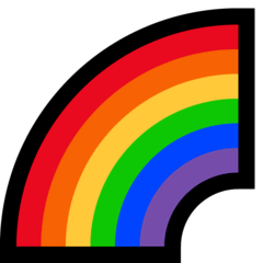 Arcobaleno Emoji Windows