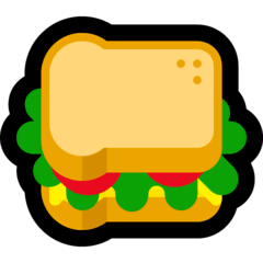Sandwich Emoji Windows