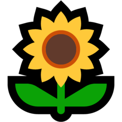Girasol Emoji Windows