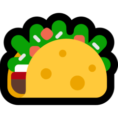 Taco Emoji Windows