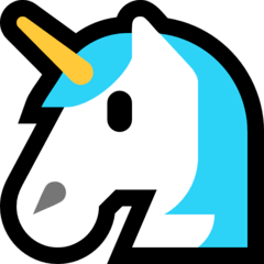 Unicorn Emoji on Windows