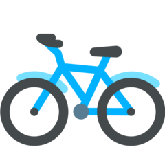 Bicycle Emoji in Mozilla Browser