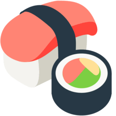 Sushi Emoji in Mozilla Browser