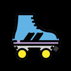 Roller Skate Emoji in Openmoji