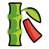 Tanabata Tree Emoji in Openmoji