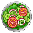 Green Salad Emoji on Samsung Phones