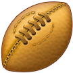 Palla da rugby Emoji Samsung