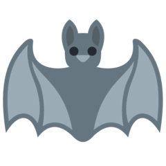 Bat Emoji on Twitter