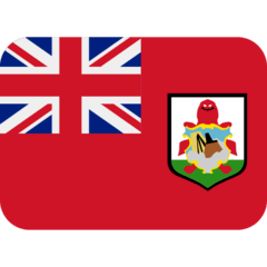 Flag: Bermuda Emoji on Twitter