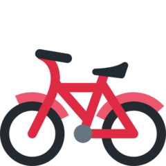 Bicycle Emoji on Twitter