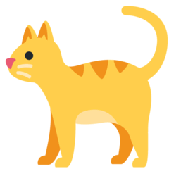 Cat Emoji on Twitter