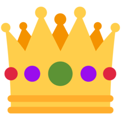 Crown Emoji on Twitter