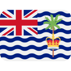 Flag: Diego Garcia Emoji on Twitter