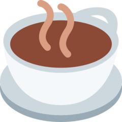 Hot Beverage Emoji on Twitter