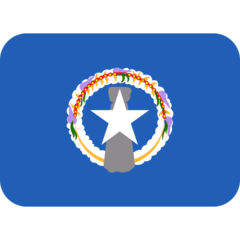 Flag: Northern Mariana Islands Emoji on Twitter
