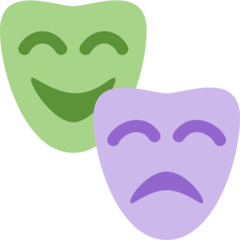 Performing Arts Emoji on Twitter
