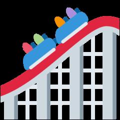 Montanha‑russa Emoji Twitter