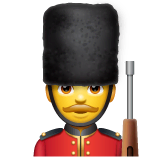 Guardia Emoji WhatsApp