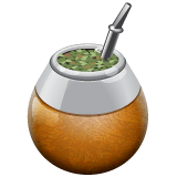 Mate Emoji WhatsApp