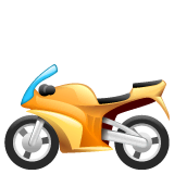 Motorcycle Emoji on WhatsApp