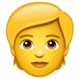 Adulto Emoji WhatsApp