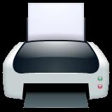 Printer Emoji on WhatsApp