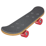 Skateboard Emoji WhatsApp